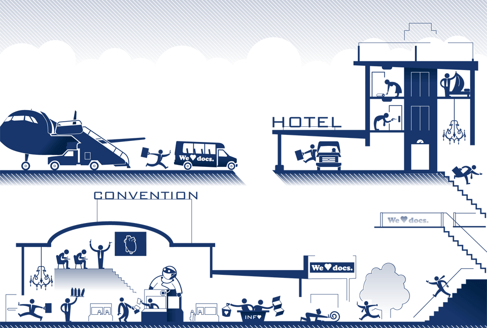 Convention Graphic