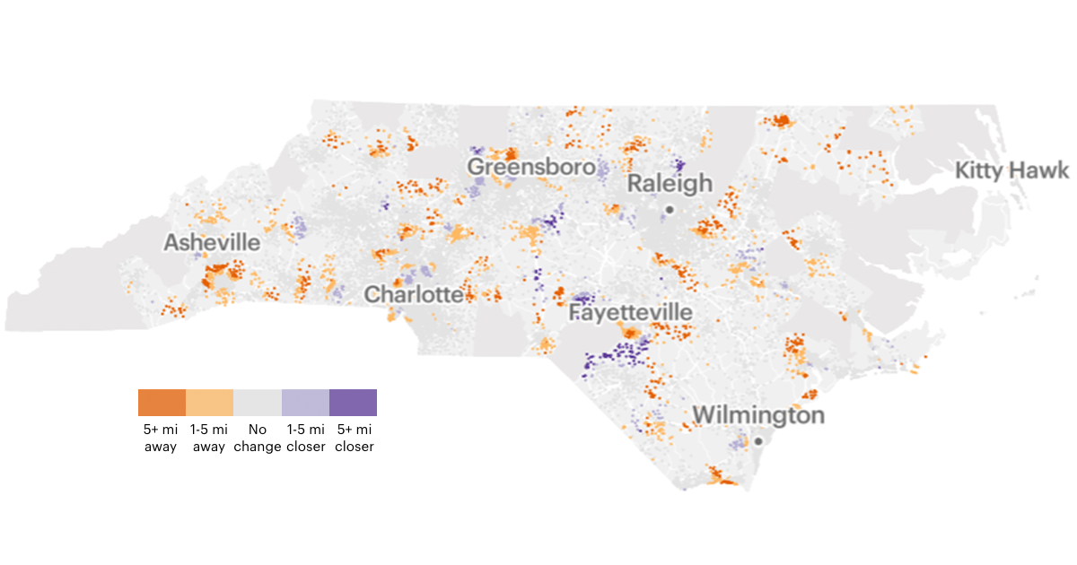 How North Carolina's Early Voting Changes Affect Voters