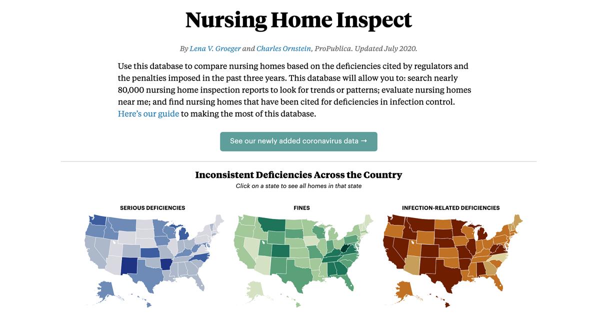Nursing Home Inspect Virginia